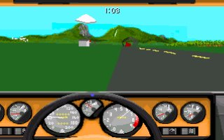 Aperçu du jeu 4D Sport Driving