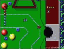 Aperçu du jeu Micro Machines 2